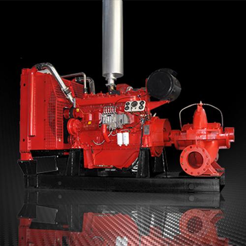 XBC柴油消防泵